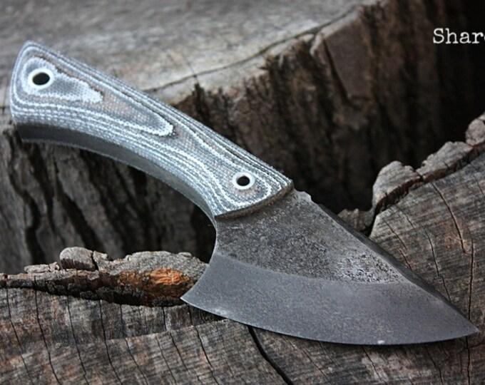 "Handmade FOF ""Shard""  Work, Survival and EDC knife"
