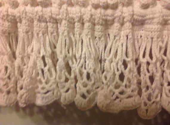 Looping Valance Crochet Pattern Valance Pattern Crochet Valance