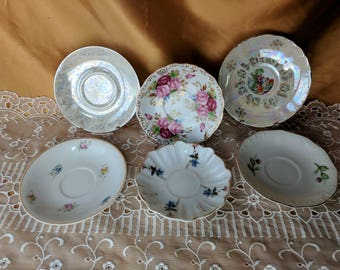 PICK A Demitasse (Small Size for Small Cup) Saucer *eb