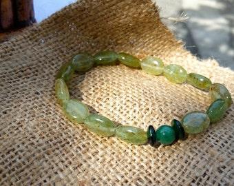 Aventurine Jade Bracelet