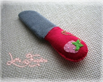 "Felt toy ""Knife""  for children"