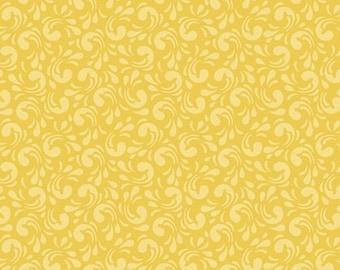 Twirl Mustard Gold from ADORNit