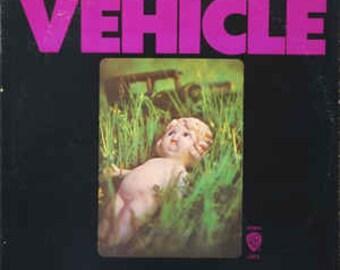 The Ides Of March - Vehicle - (1970) - Vinyl Album