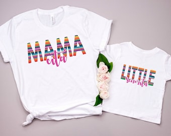 Mommy and Me - Mamacita/Little Senorita Set