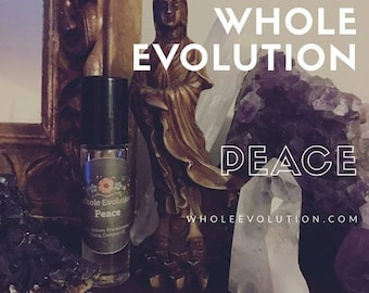 Peace 10ml roll on essential oil
