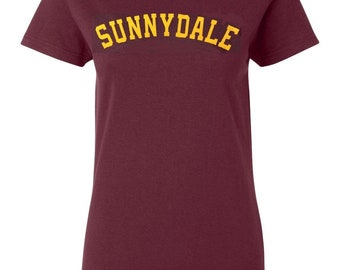 Sunnydale Buffy High School/Vampire Slayer Women's T-Shirt All Sizes (8002)