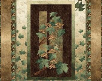 Autumn Splendor, Maplewood, Northcott, The Fabric Addict, Throw quilt kit