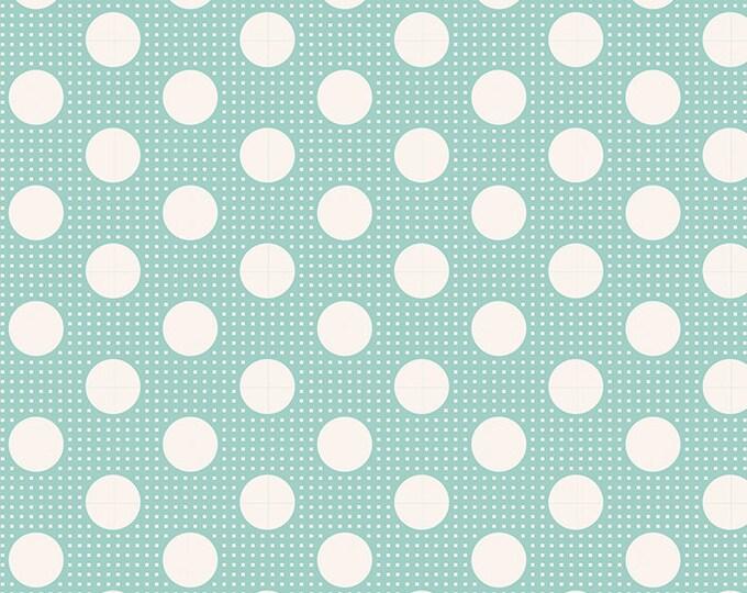 TILDA Medium Dots Blue 130002