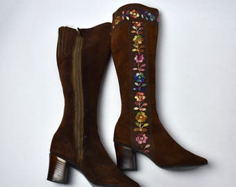 1960's Go Go Boots, Podocelli by Henri Footwear