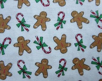 Sugar Plum Christmas 291412  - Moda Bunny Hill Designs - Gingerbread Men