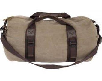 Groomsmen Duffle Bag, Groomsmen Weekender Bag, Monogram Canvas Duffle Bag,  Mens Duffle Bag