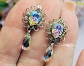 Vintage Crystal Handmade ...