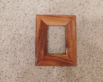 5x7 Cherrywood frame (#5338)