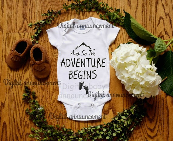 Baby Announcement / Social Media Baby Announcement / Facebook / Instagram / Instant Download / digital prints / pregnancy reveal