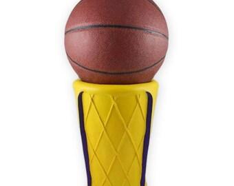 Basketball Urn,  Basketball Cremation Urn, Basketball Memorial, Basketball Sport Memorial Urn