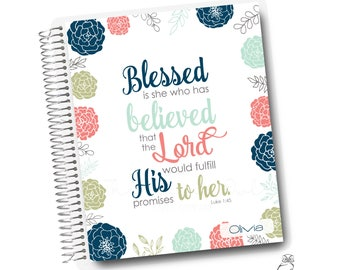 Blessed is She, Personalized Address Book
