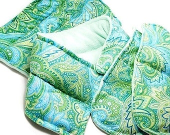 Heat Pack Microwave Heating Pad, Hot Cold Wrap, Neck Back Feet, Unique Gift for Women Her Sister, Women Spa Gift Basket