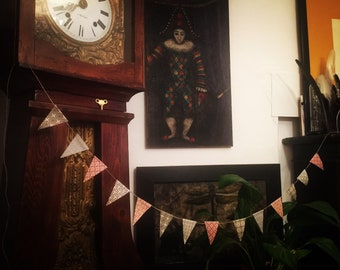 Handcrafted Bunting