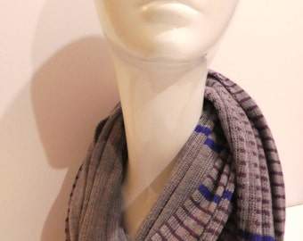 Merino and Lambswool Scarf