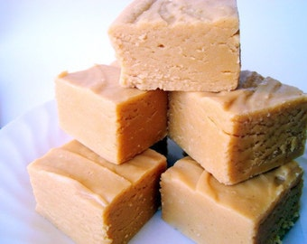 Julie's Fudge - PEANUT BUTTER - Half Pound