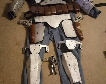 MANDALORIAN ARMOR Costume Cosplay STARWARS Custom Made To Order