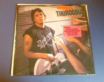 George Thorogood & The Destroyers Born To Be Bad Vinyl Record LP E1-46973 EMI-Manhattan Records 1988