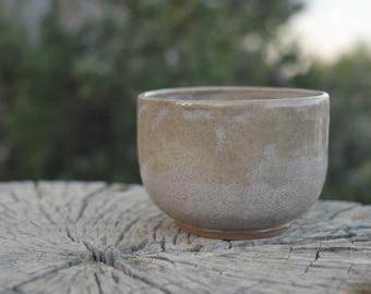 Neutral Bowl - Handmade Bowl - Oatmeal Bowl - Soup Bowl - Cereal Bowl