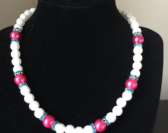 Pearl Stretch Necklace