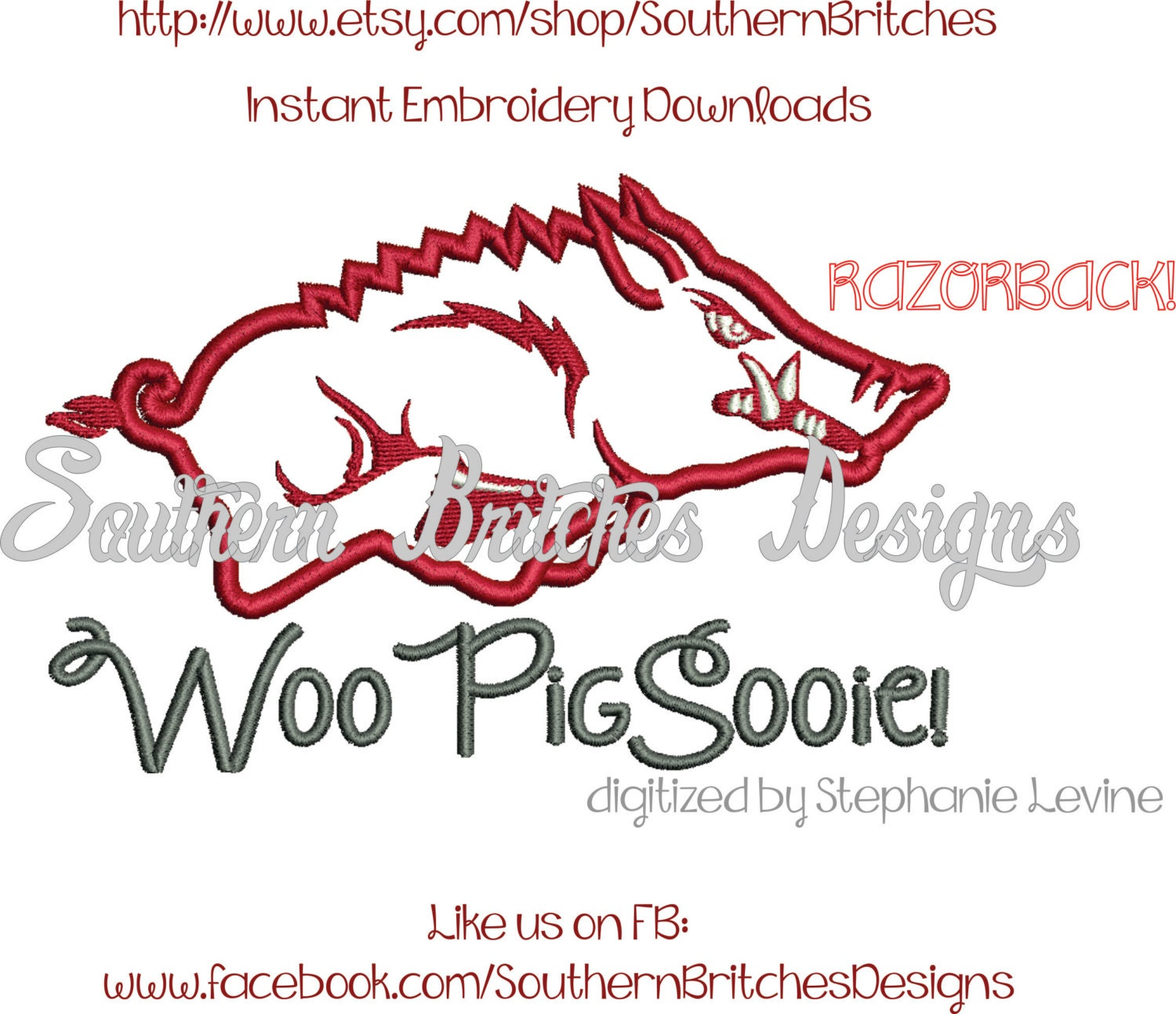 and razorbacks red sg en arkansas bowl razorback faded il decor orange fans description beat listing oklahoma fullxfull champs