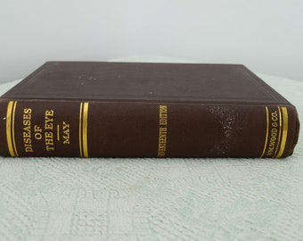 Manual of the Diseases of the Eye for Students and General Practitioners by Charles H. May, M.D.