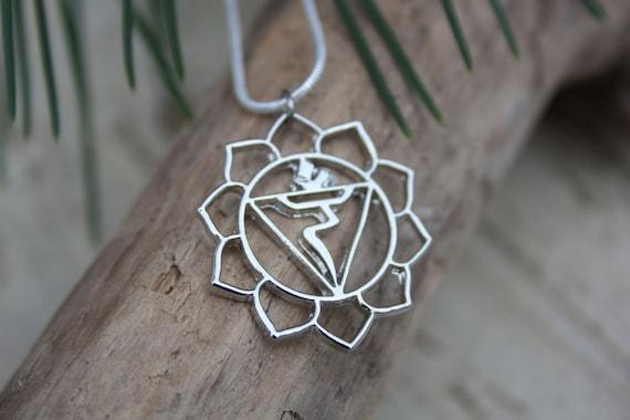 SOLAR PLEXUS NECKLACE -Chakra Necklace- Necklace- Solar plexus- Yoga- Spiritual- Crystals- Reiki Necklace- Chakra Jewellery- Gift- Christmas