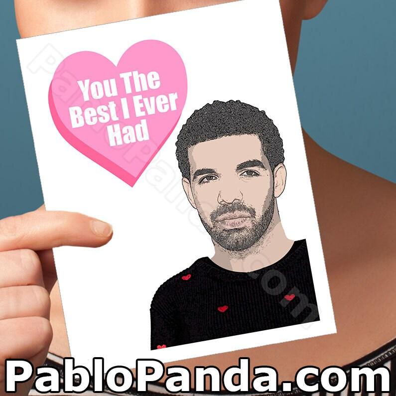 il_fullxfull.899323266_363c?version=0 funny anniversary drake birthday card funny love card