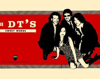 The DT's Concert Poster, 2006