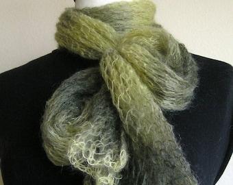 Lacy Green Wrap