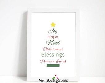 Christmas Blessings - 3 pack