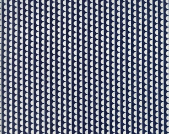 Bonnie & Camille Basics NAVY (55037 37) from Moda- 1/2 yard