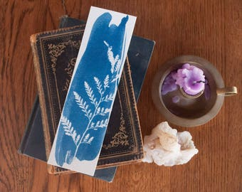 Fern Bookmark