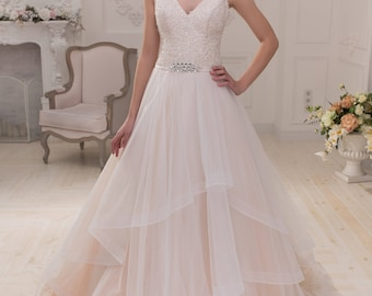 Wedding dress wedding dress bridal gown PAULA