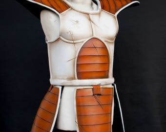 Sayan Battle Armor Cosplay Costume