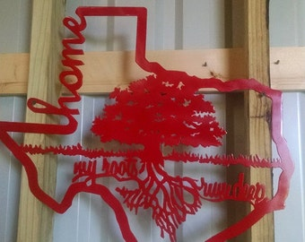 Texas- My roots run deep