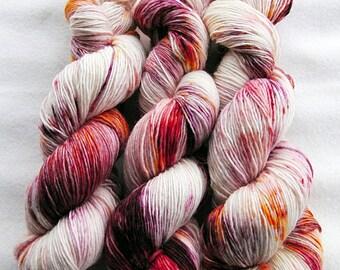 Merino SINGLE yarn, 100% Merinowool 100g 3.5 oz.Nr. 140