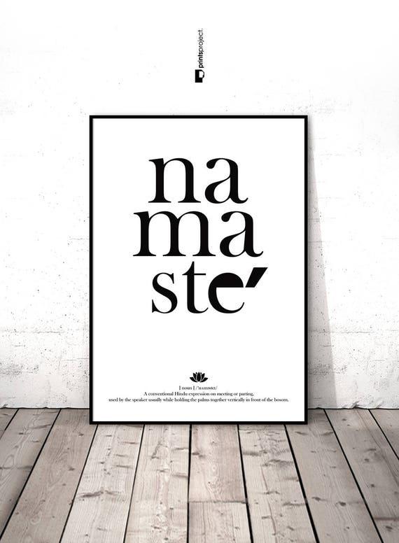 Namaste Définition