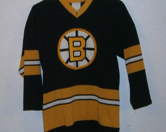 Vintage Boston Bruins Jersey Small