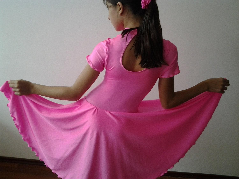 Vestido de baile latino de Juvenille