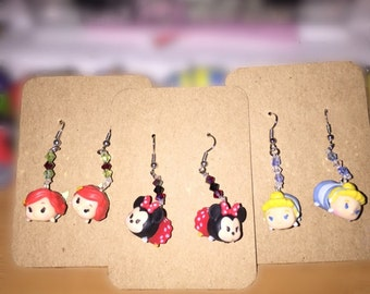 Tsum Tsum earrings