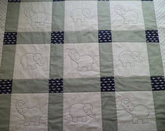 Quilt for Baby (or toddler) Boy