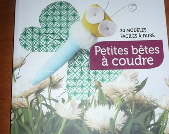 SMALL BEECHES, sewing book, Marie Claire editions Ideas - 30 easy to do diy sewing templates
