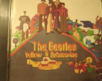 The Beatles  Yellow Submarine  CD