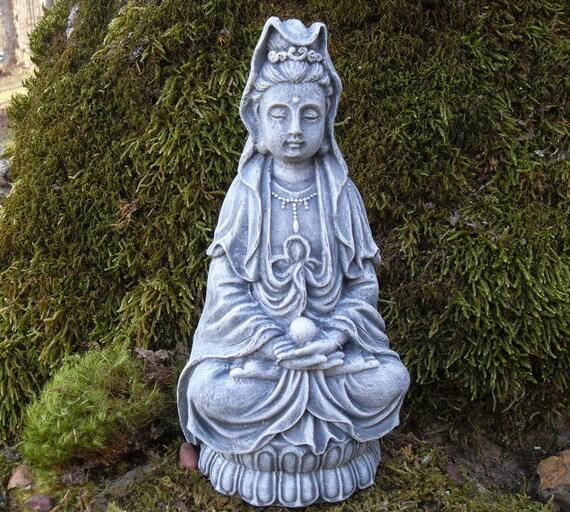 Quan Yin Kwan Yin Statue Kuan Yin Goddess Of Compassion