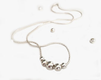 Necklace women jewelry 925 sterling silver necklace delicate necklace thin necklace trend fashion women gift